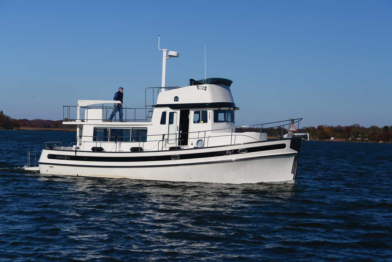 Nordic Tug 44 | Chesapeake Bay Magazine