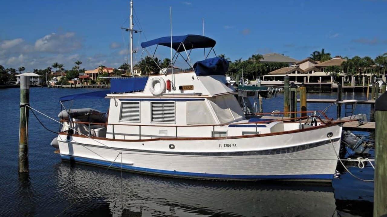 Trawler Treason   Chesapeake Bay Magazine