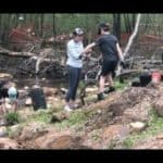 VIDEO: Earth Day Trees Planted in Magothy River Creek Restoration