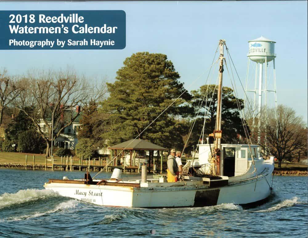 Reedville's Little Calendar Girl | Chesapeake Bay Magazine