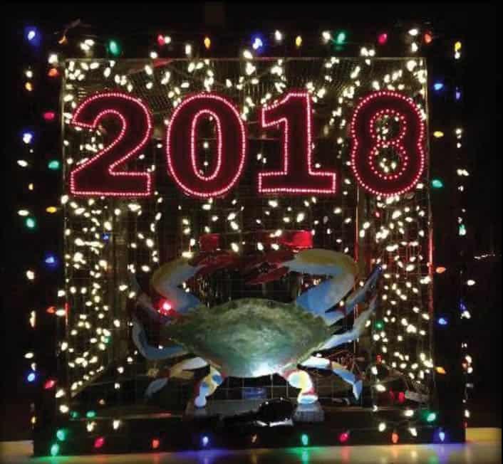 Chesapeake Christmas Parade 2019.Drop Everything Chesapeake Bay Magazine