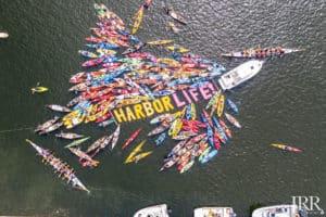 SLIDESHOW: 250 Paddlers Rally at Baltimore Floatilla