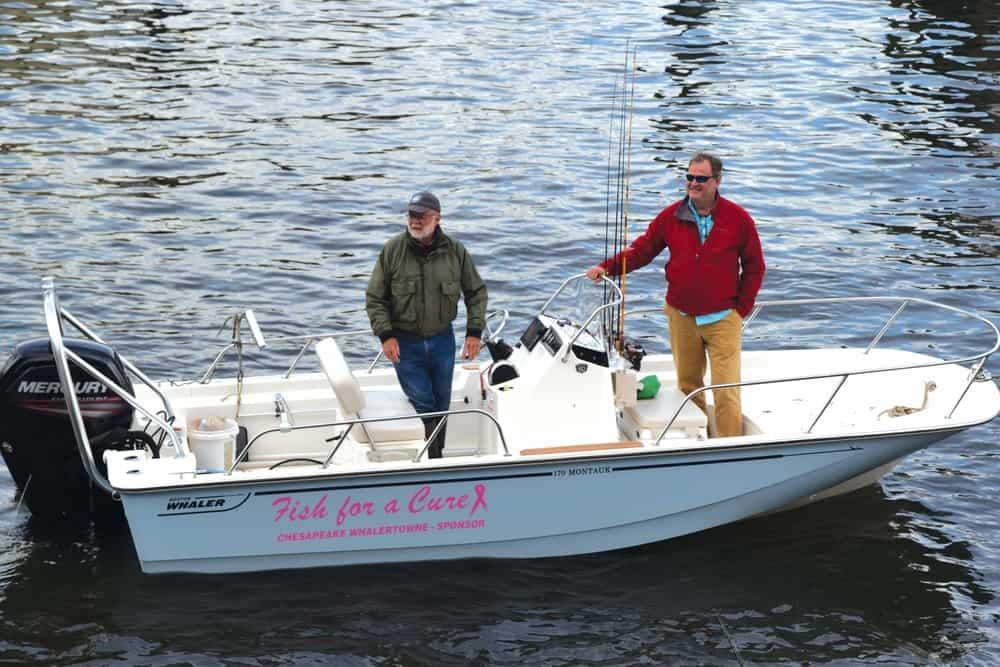 Boston Whaler 170 Montauk | Chesapeake Bay Magazine