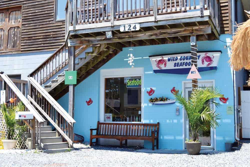 Wild Country Seafood