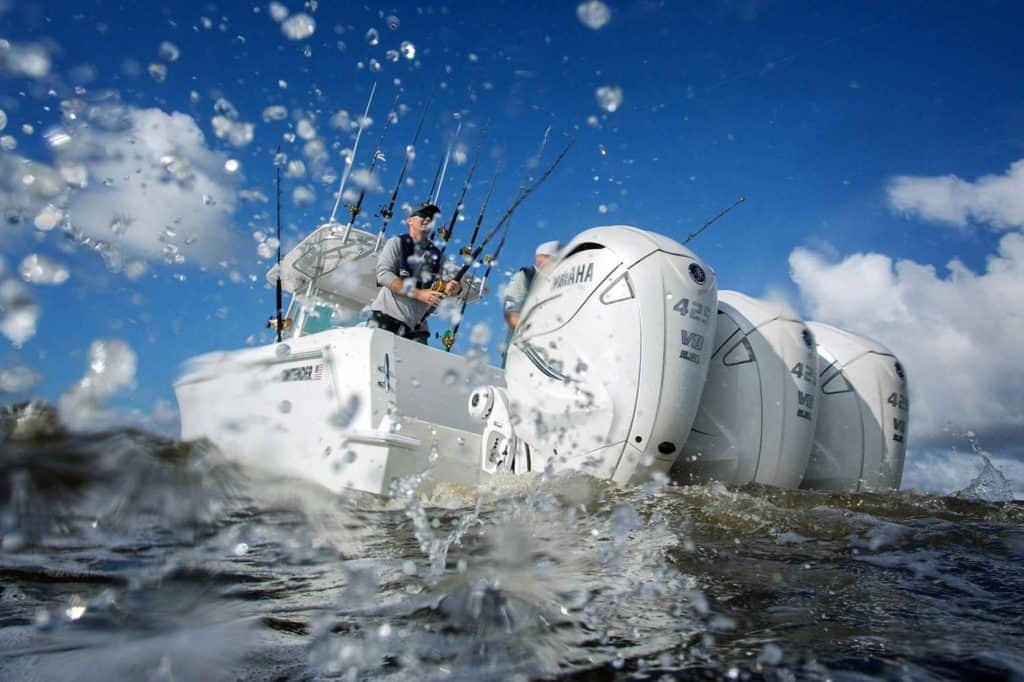 Roundup: Modern Outboards | Chesapeake Bay Magazine