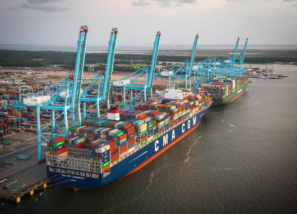 The Virginia International Gateway. Photo: Port of Virginia