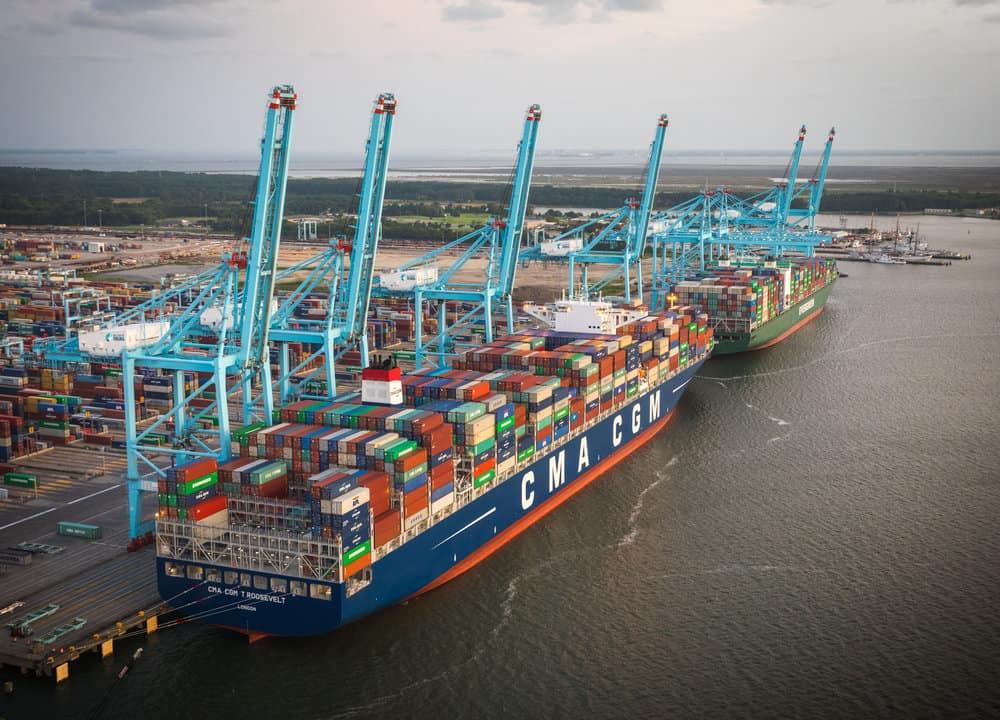 The Virginia International Gateway. Photo: Port of Virginia