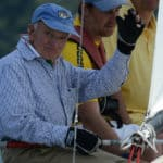 Eight Bells: Dinghy Racing Founding Father Dies at 95