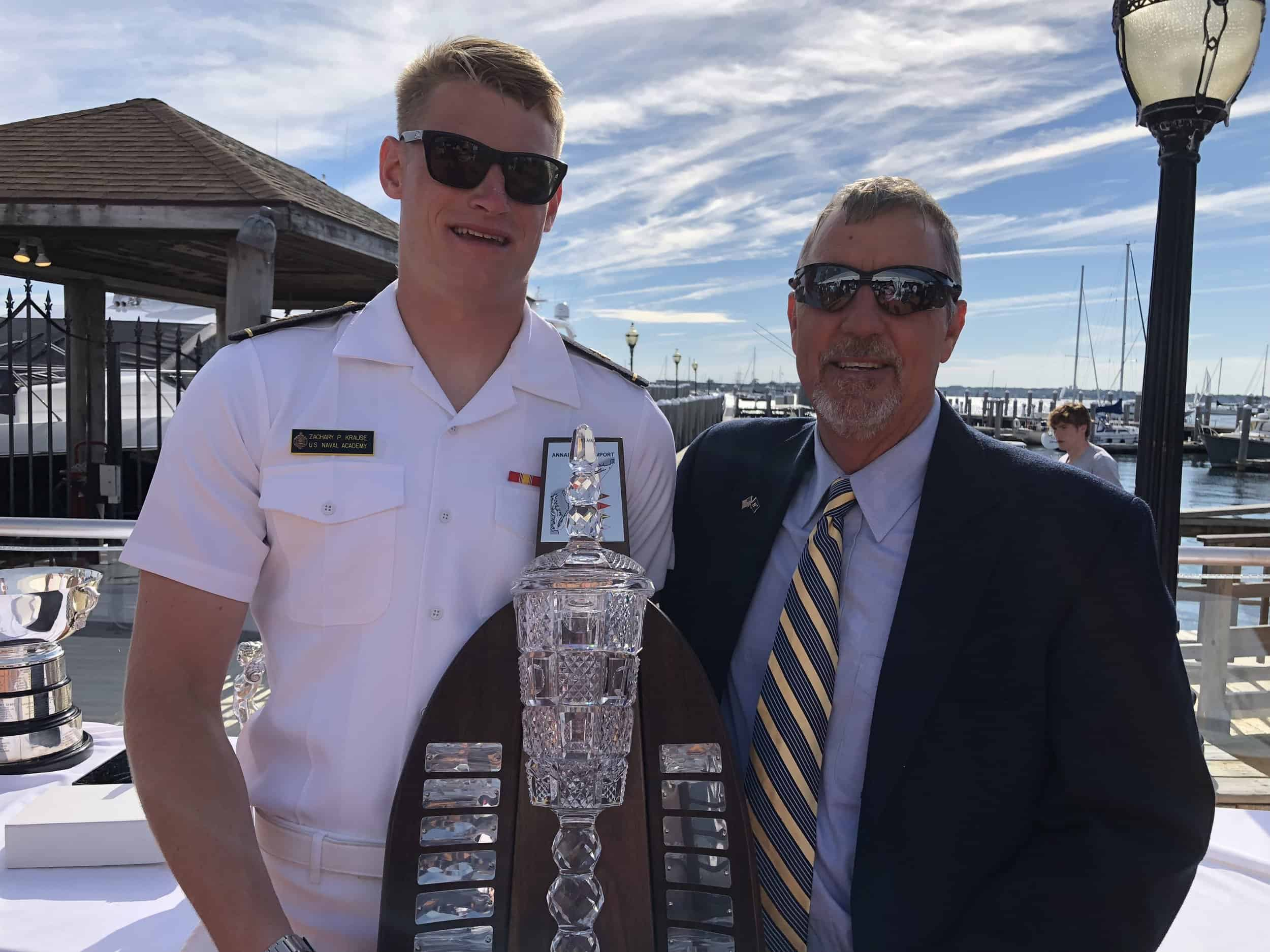 Navy Offshore Sailing Team Wins Big at Annapolis-to-Newport Race
