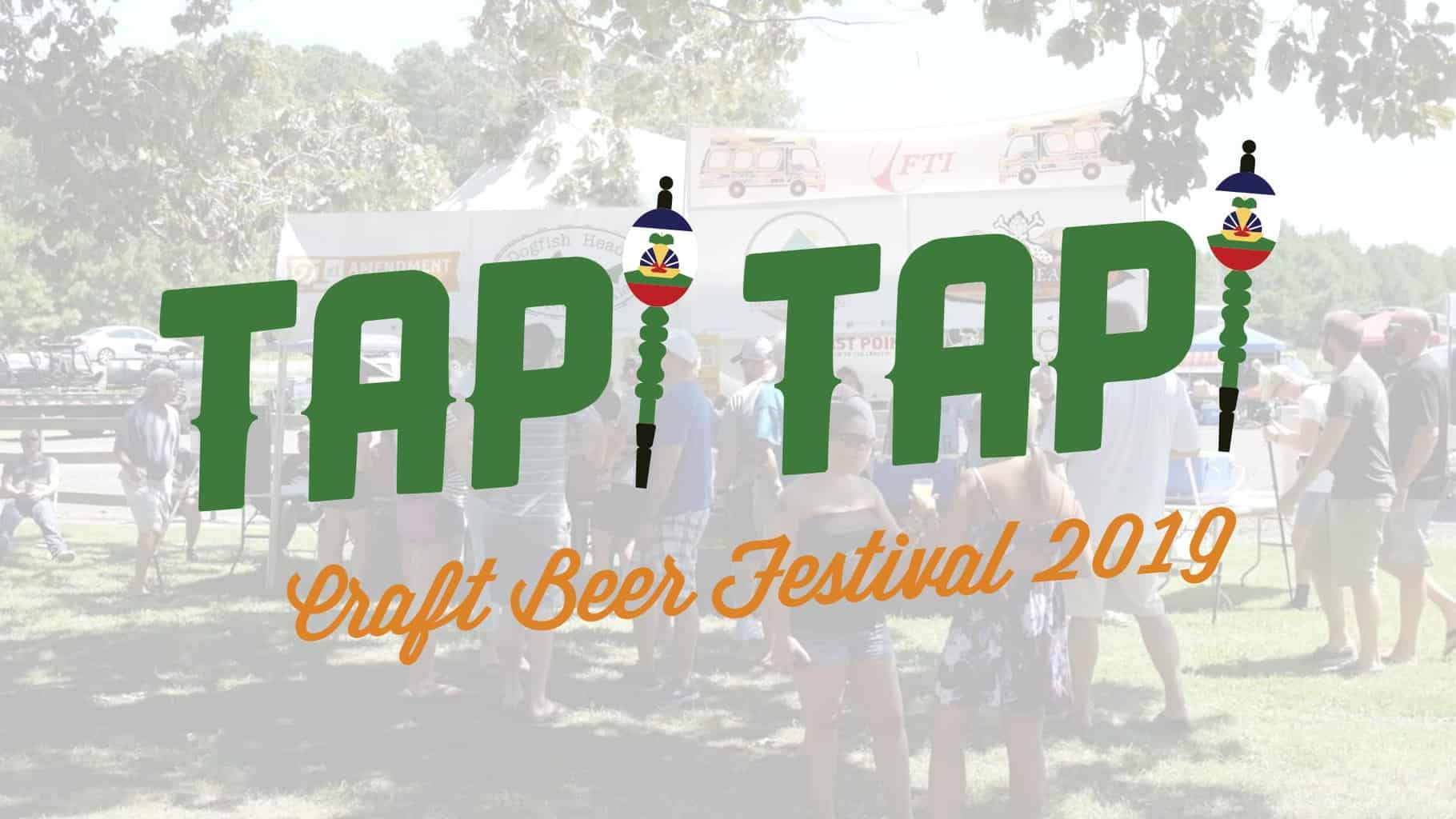 Tap Tap Craft Beer Festival 2019 | Chesapeake Bay Magazine