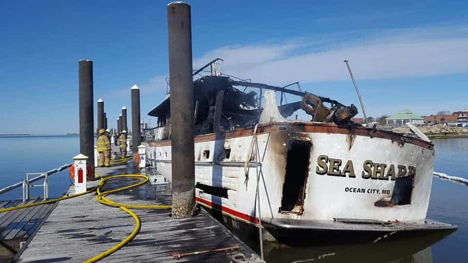Photo: Cape Charles Volunteer Fire Company