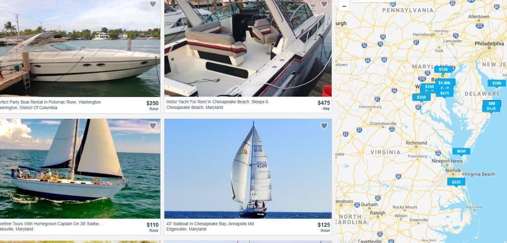 Airbnb for Boats: Become Your Own Charter Company | Chesapeake Bay