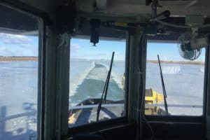 Md Awards $13.5 Million for Dredging, New Ice Breaker & Fire Boats