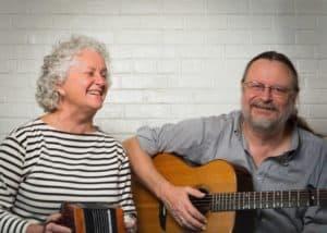 Janie Meneely and Rob van Sante