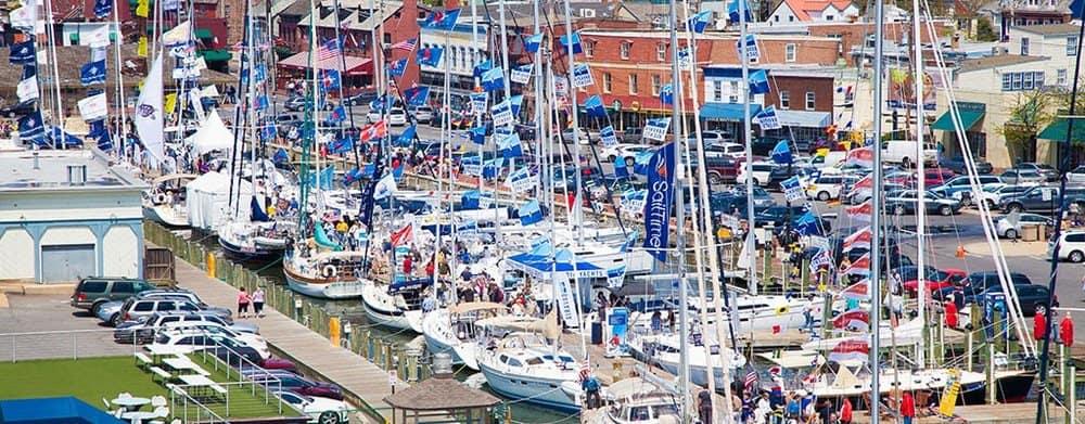annapolisboatshows.com