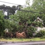 EF-1 Tornado Confirmed in Hampton Roads, 40 Buildings Damaged