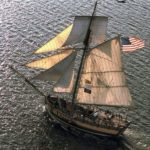 Pirates of the Caribbean-Starring Ship to Make Alexandria Home