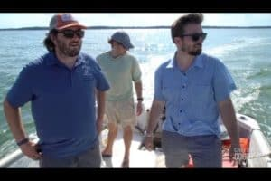 VIDEO: Bay Chefs on the Water for New PBS Series