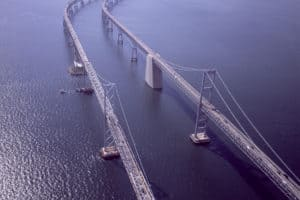 Bay Crossing Study Reveals Possible Bridge Locations