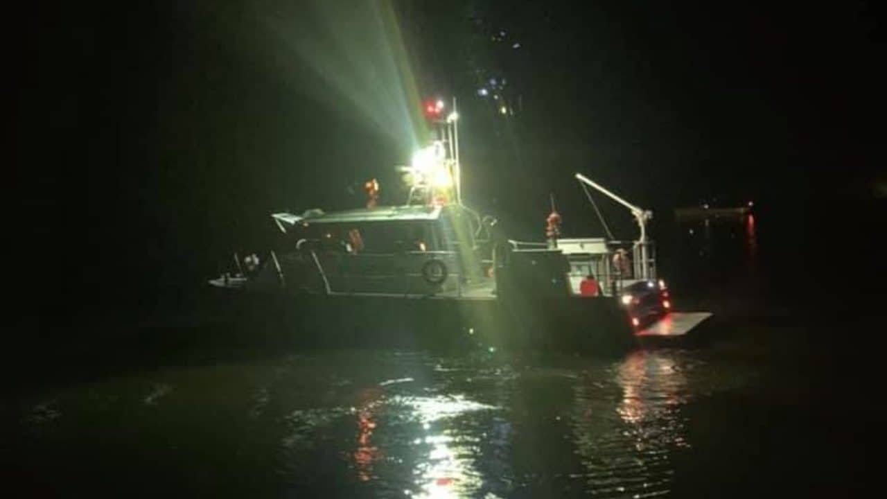 Two Killed When Boat Strikes Pier on Wicomico River