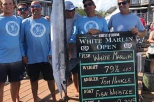 Math Teacher Wins White Marlin Open (Again)
