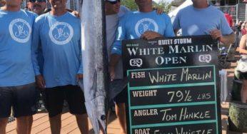 Wild Chesapeake: Michael Jordan Signs Up for White Marlin Open