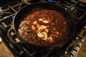 Recipe: Voodoo Crab Soup