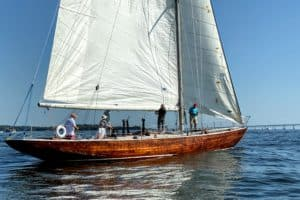 SLIDESHOW: Classic Wooden Beauties Sail the Severn