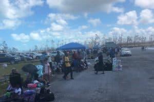 Norfolk Sailor Flies Life-Saving Supplies to Bahamas