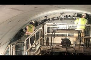 VIDEO: Go 100 Ft. Under D.C. into Anacostia River Tunnel
