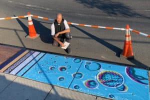 PHOTOS: Art Contest Winners Beautify D.C. Storm Drains