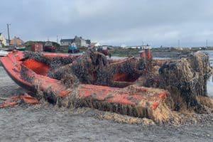 Mystery Solved: Navy Boat Drifts from Va. Coast to Ireland