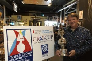 Tight Race in Charity Sailing Triple Crown