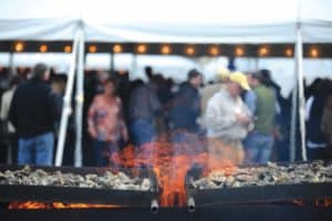 The High Art of  the Eastern Shore  Oyster Roast