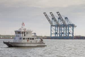 Port of Va. Set for 55-Foot Channel Dredging