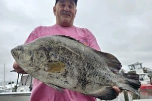 Angler Sets 1st Md. Record for Rare Catch