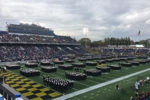 Bay Living: Navy Football Ups its Game(Day Experience)