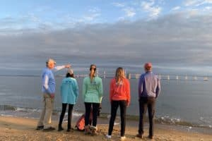 Clothing Line Teams up with Oyster Recovery Partnership