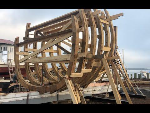 VIDEO: Md. Dove Shipwrights on European Quest