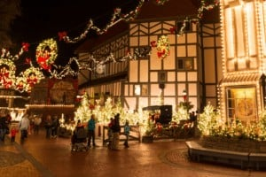 Oprah's Most Magical Christmas Towns Include 2 in Bay Region