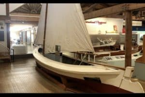 BAY LIVING: Working by Sail Explored in Calvert Lecture Series