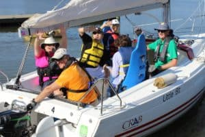 Accessible Boating Program Wins US Sailing Award