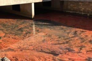 Oil Spill Under Investigation in Baltimore Harbor
