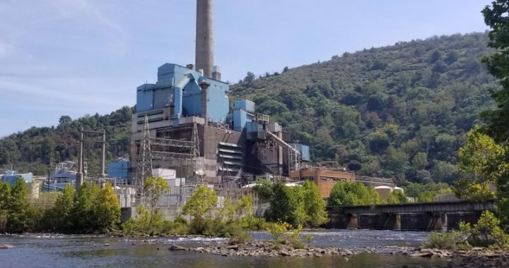 "Md. to Sue Paper Mill Owners over ""Black Liquor"" in Potomac River"