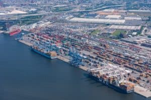 Bay Ports Announce Coronavirus Procedures, Impact