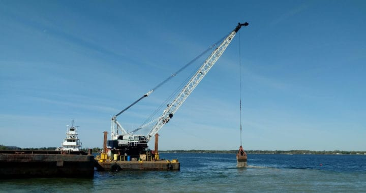 $18 Million Budget Boost will Complete Tred Avon Oyster Reef