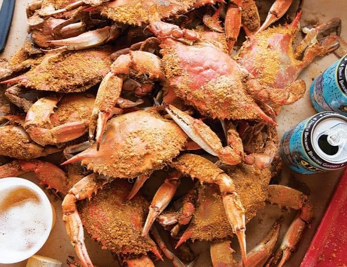 5 Quintessential Maryland Crab Houses