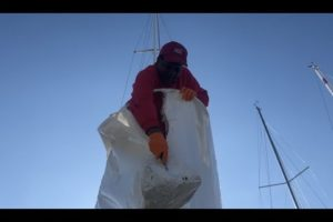 VIDEO: Boat Shrink Wrap Recycling Program Expands