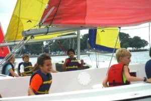 New STEM-Inspired Sailing Camp Launches in Norfolk