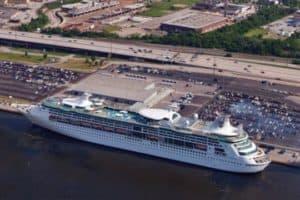 Port of Baltimore, Cruise Terminals Close